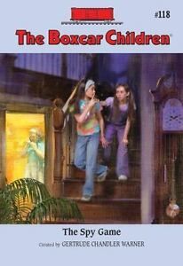 The Spy Game (The Boxcar Children Mysteries)
