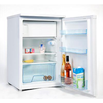 comfee Tischkühlschrank Kühlschrank KGF 8554 A+++, 97 L Kühlen, 16 L Gefrieren