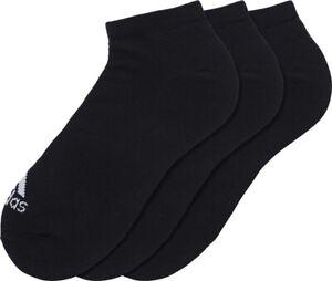 Details zu Adidas Herren Damen Sneaker Sommer Sport Socken Füsslinge 3er Pack Socken AA2312