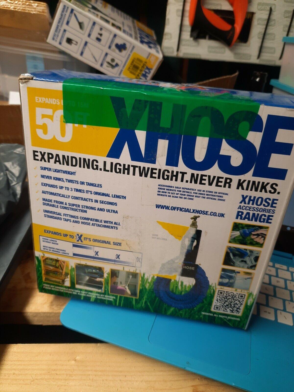 XHose Expanding Hose Pipe 50ft