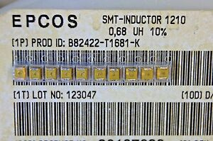 300pcs-inductor-coil-smd-680nH-2-4R-size-1210-B82422A3681K-EPCOS