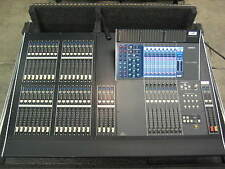 Yamaha M7 32   32 channel audio console  in road case
