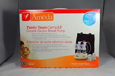 NEW SEALED Ameda Purely Yours Double Breast Pump