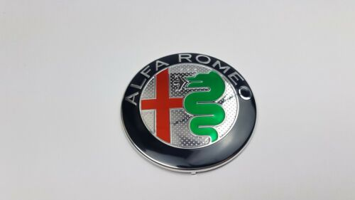 Alfa Romeo Emblem Neu Lenkrad 40mm 159 Giulietta Giulia 147 156 Mito Stelvio GT
