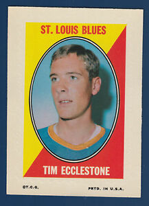 TIM-ECCLESTONE-70-71-TOPPS-O-PEE-CHEE-STICKER-STAMPS-1970-71-EXMINT-11025