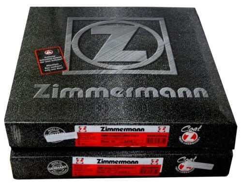 Zimmermann  Bremsscheiben 294mm  vorne Mercedes W124 E 320