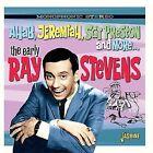 Ahab Jeremiah Sgt Preston & More - Ray Stevens 2014 CD