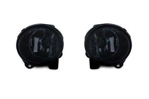 2x Nebelscheinwerfer Schwarz Smoke H11 Birnen L F07 R für BMW 5er F10 F11
