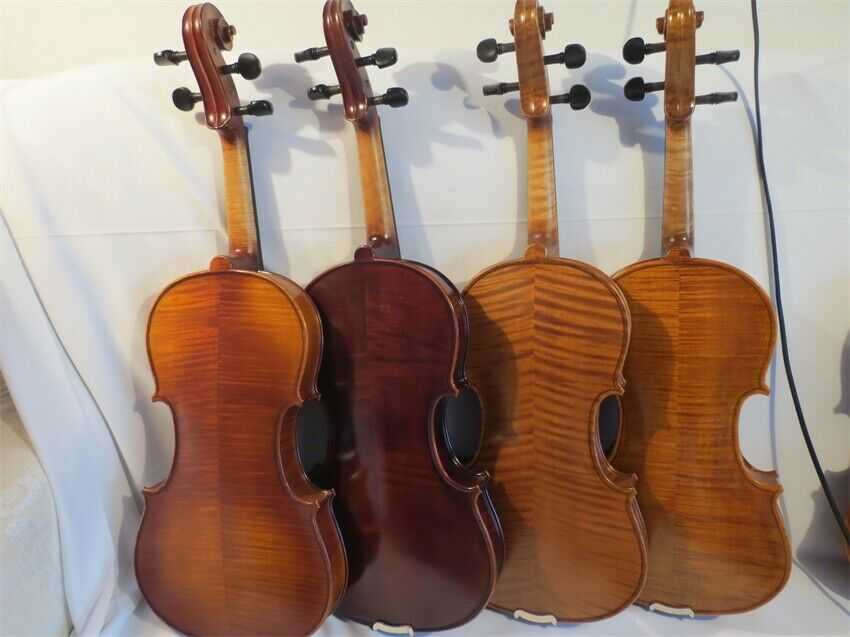 Großhandel 4pcs Hand made SONG Brand Maestro 4 4 violine, free case bow rosin
