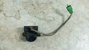 89 Honda GL 1500 GL1500 Goldwing tip over tilt angle sensor