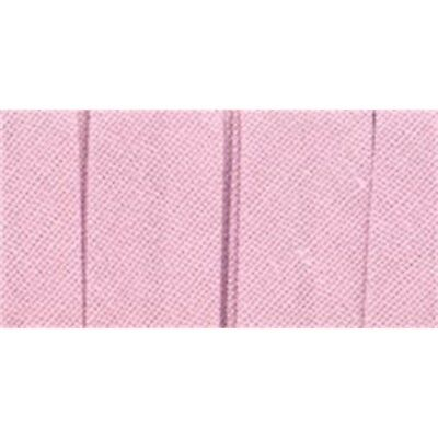 "Wrights Single Fold Bias Tape .875/""x3yd-light Pink"