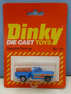 Dinky-Toys-Airfix-ownership-No-110-Stepside-Pick-up-Mint-Original-packaging