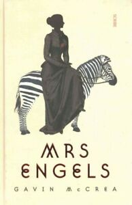 Mrs-Engels-Hardcover-by-Mccrea-Gavin-Brand-New-Free-P-amp-P-in-the-UK