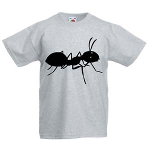Ant Kid/'s T-Shirt Children Boys Girls Unisex Top