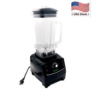 2L-2200W-Heavy-Duty-Blender-Juicer-Food-Processor-Smoothie-Bar-Fruit-Mixer-US