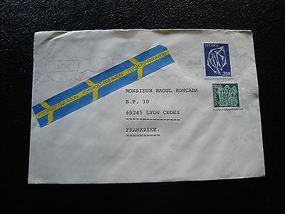 Umschlag 1982 Initiative Suede Sweden cy20