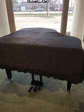 """Yamaha C2 G2 Grand Piano Cover 5'8"""" Black Made in Japan"""