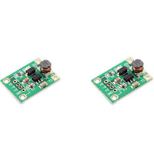 2Stk DC - DC Booster Modul 1-5V bis 5V Output Ausgang 500mA Für Phone MP3 MP4 DE