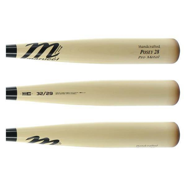 Marucci BBCOR POSEY28 31/28 BBCOR Marucci Adult Baseball Bat MCBP28 Pro Metal New 948e56