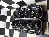 Chevrolet 454 7.4 96-01 Cylinder Head Casting Rebuilt Marine Bronze Seats Heads