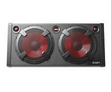 ION Road Warrior 500-Watt Bluetooth Rechargeable Stereo Speaker System