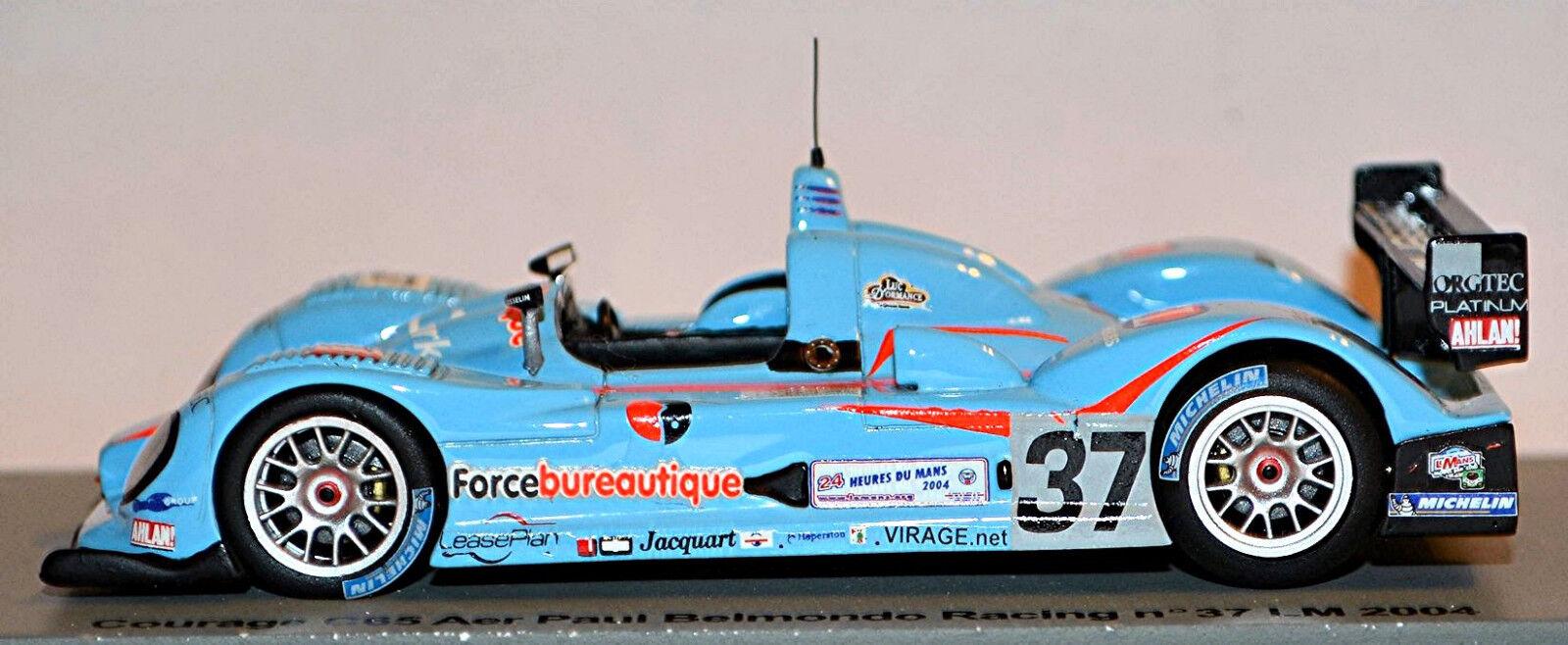 COURAGE C65 LEMANS 2004  37 BELMONDO BELMONDO BELMONDO Gosselin saviozzi 1 43 Spark 644a22