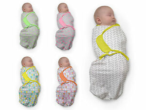 Baby Studio 100 Cotton Swaddlewrap Small 5 Designs Swaddle Wrap