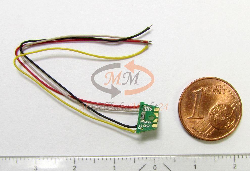 basta comprarlo RICAMBIO-circuito stampato anteriore luce bianca ad ad ad es. per marklin Treno Köf II h0-NUOVO  perfezionare