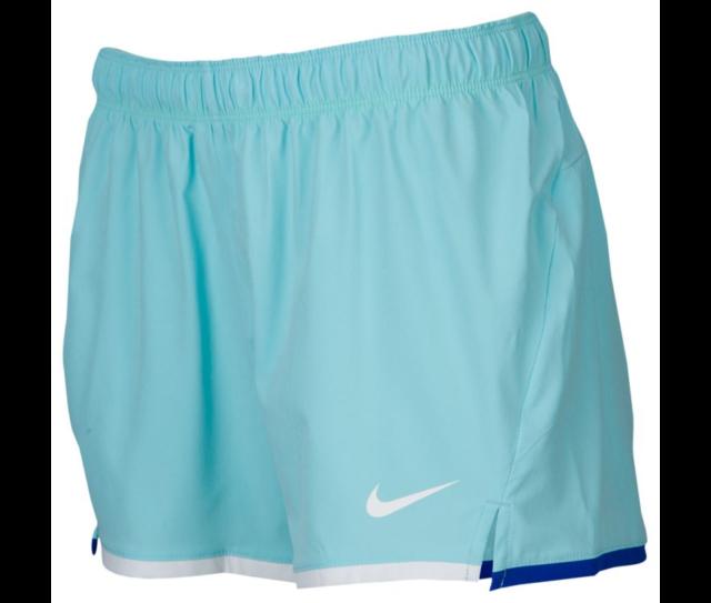 nike shorts teal