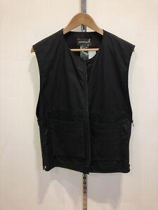 ann-demeulemeester-Men-s-Tactial-Vest-Size-Large-103-A139-A