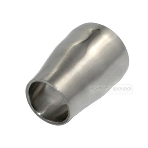 """25MM to 19MM 1/""""to 0.75/"""" Top Sanitary Weld Reducer SS316 SUS316 Stainless Steel"""