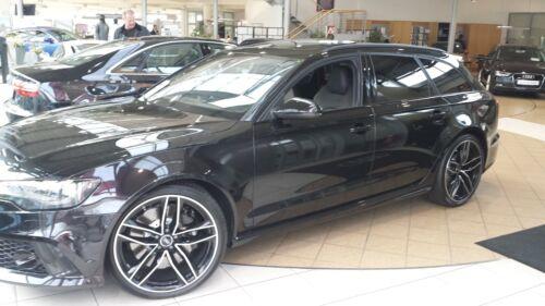 Audi rs6 tipo Model 2014 avant de reducción para aire conducción obra Airmatic