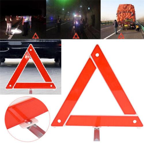 Reflective Warning Sign Foldable Triangle Car Hazard Breakdown EFO Emergency HGU