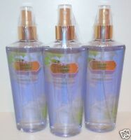 3 Victoria's Secret Secret Charm Honeysuckle Jasmine Fragrance Mist Body Spray