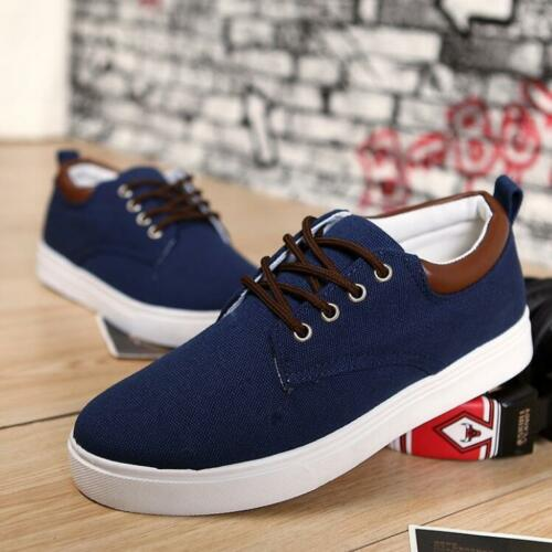 New Men/'s Fashion Sneakers Casual Canvas Elevator Height Increasing Shoes Lit01
