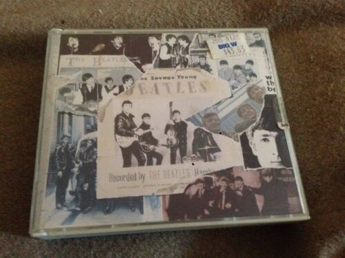 1 of 1 - Anthology 1 by The Beatles (CD, Nov-1995, 2 Discs, Apple/Capitol)