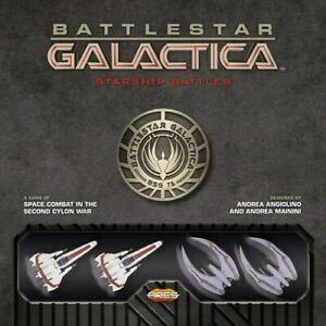 Battlestar Galactica Starship Bataille Jeu Nouveau Et Scellé 8054181513349