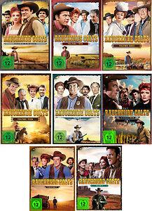 51-DVDs-RAUCHENDE-COLTS-VOLUME-1-8-IM-SET-MB-NEU-OVP