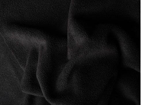 Fleece Stoff Antipilling Meterware kuschlig weich Blue EUR 4,97//m