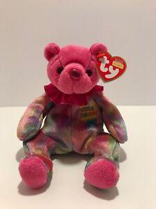 Bear Ty Beanie Babie January 2001