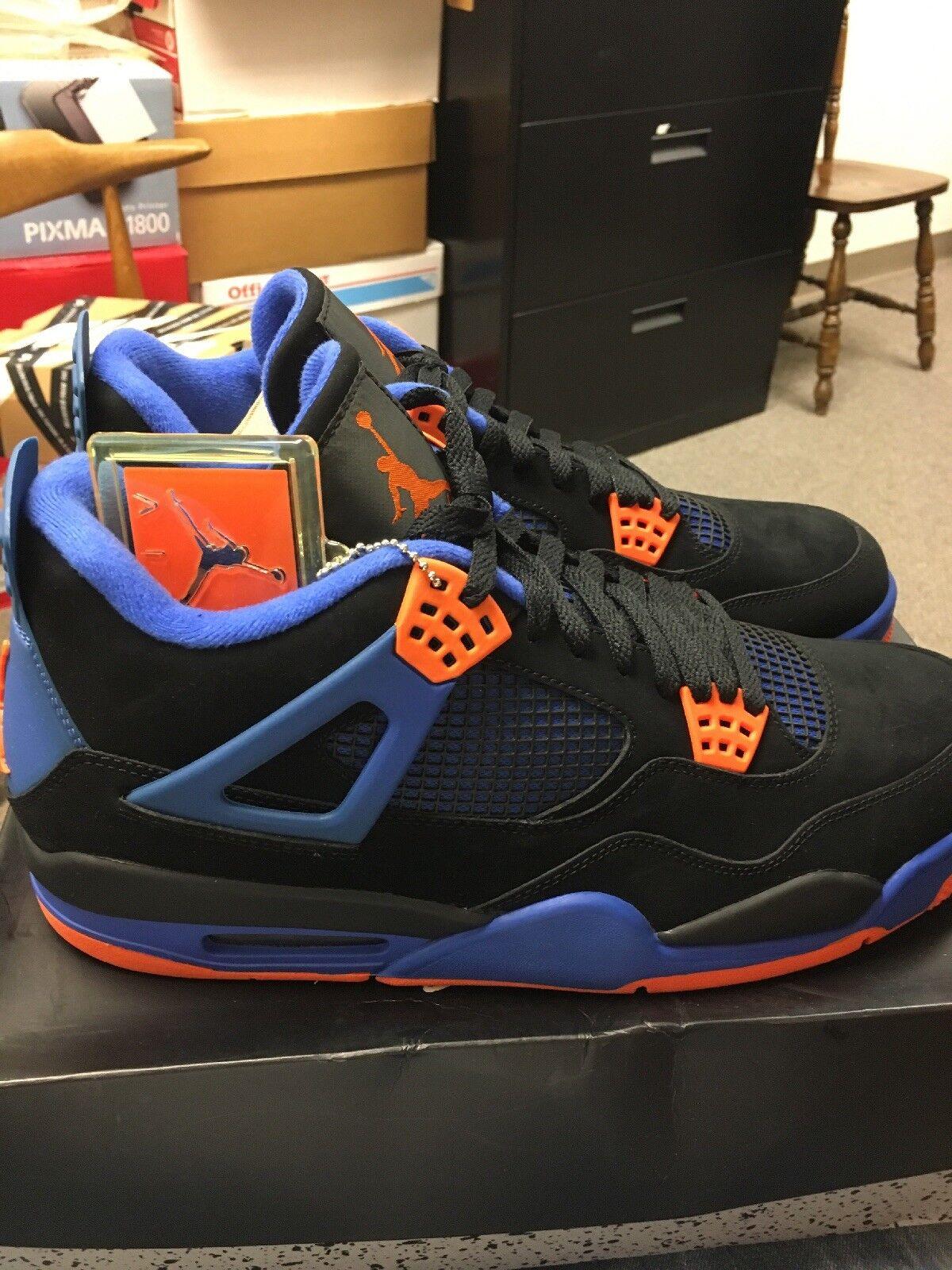 Nike Air Jordan Iv DS 12 Knicks Cavs
