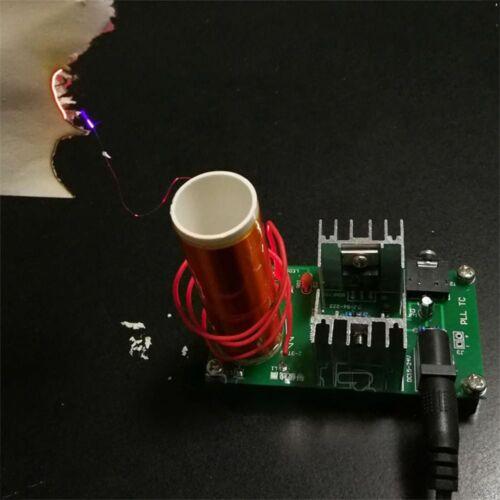 U47 Mini Tesla Coil Intermittent Lighting Magic Props Electronic DIY Parts