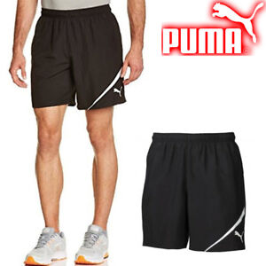 78a785400af5 PUMA MEN S SPIRIT WOVEN SHORTS SPORTS FOOTBALL TRAINING GYM MESH ...