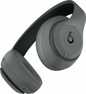 Beats By Dr Dre Studio3 Wireless Over Ear Headphones Gray 190198828514 Ebay