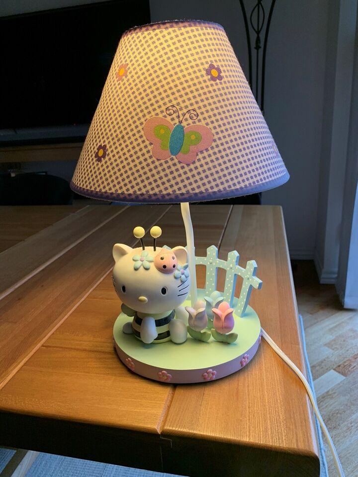 Lampe, Hello Kitty