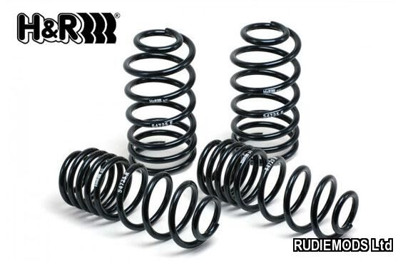 Audi A5 Coupe 1.8 TFSI 2007-2011 H/&R 25mm lowering suspension springs kit