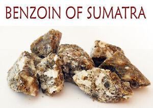 80 G (2.8 Oz (environ 79.38 G)) Benjoin De Sumatra-smirna-résine Gomme De L'encens!!! Free S&h-afficher Le Titre D'origine
