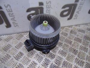 TOYOTA-YARIS-TR-V-1-3-PETROL-2012-HEATER-BLOWER-MOTOR