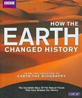 How The Earth Changed History 0883929098088 Blu Ray Region a