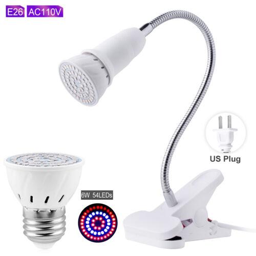 High-Lumen E27 E26 LED Pflanzenleuchte Lampe Für Blume Pflanze Hydrokultur